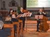 Kaori Ogasawara, violino; Marco Giubileo, viola; Nicola Iannone, contrabbasso
