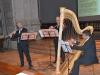Gianni Biocotino, flauto; Marco Giubileo, viola; Antonio Ostuni, arpa