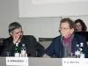 Monsignor Gianantonio Borgonovo e Paolo Andrea Mettel