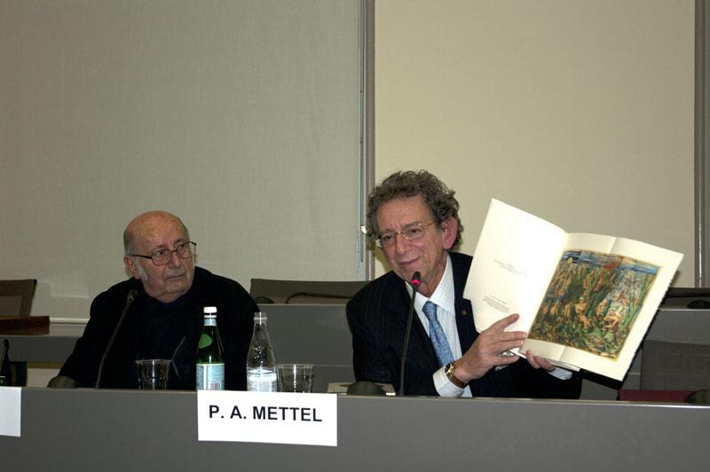 Giovanni reale presenta il libro la condizione umana associazione mendrisio mario luzi - La finestra del mondo poesia ...