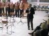 Flavio Foletti introduce il concerto.