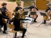 Claude Hauri, Musica nel Mendrisiotto.