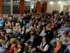 Il pubblico in sala.