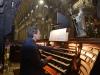 Emanno Codegoni, organista titolare della Basilica di Santa Maria delle Grazie di Milano