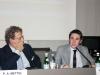 L'intervento di Amedeo Gasparini, studente presso il Liceo Diocesano di Breganzona.