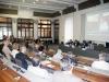 Il pubblico in sala. Consiglio Comunale della Città di Mendrisio.