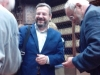 Andrea Fagioli Direttore Responsabile di Toscana Oggi con Gianni Luzi nostro Presidente Onorario.