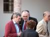 Il sindaco Carlo Croci con Armando Torno
