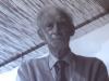 """Mario Luzi """"Le campagne, le parole, la luce"""" Memorie di terra toscana. La mostra si sposta a Pienza. Mario Luzi in una foto di Luciano Bonuccelli"""