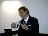 Paolo A. Mettel presenta l'inedito di Luzi su Michelangeli