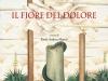 """""""Il Fiore del dolore"""" di Mario Luzi, donato a Papa Francesco. Copertina originale con acquerello dipinto da Pietro Paolo Tarasco."""