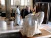 La Pietà di Micciano di Venturino Venturi posata a Milano in Santa Maria delle Grazie