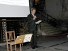 Paolo A. Mettel, Presidente dell'Associazione Mendrisio Mario Luzi Poesia del Mondo