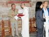 Nino Bizzarri con Padre Bernardo Gianni