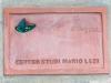 Particolare del centro dedicato a Mario Luzi