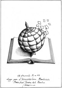 Logo realizzato da Pietro Tarasco per la nostra Associazione